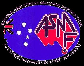 Australian Street Machine Federation Banner
