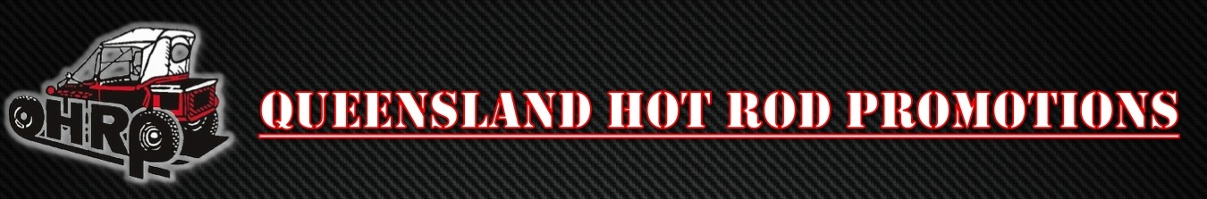 QUEENSLAND HOT ROD PROMOTIONS Logo